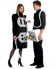 Plug & Socket Partner Costume