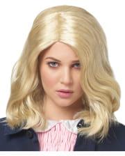 Strange Girl Perücke Blond