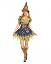 Sweet Scarecrow Girl Adult Costume