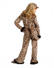 Süßer Leopard Kinderkostüm