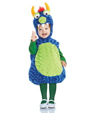 Sweet cuddly monster baby costume