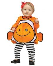 Nemo Clownfish Baby Costume Orange