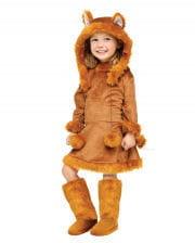 Cute Little Vixen Toddler Costume