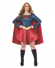 Supergirl Ladies Costume Plus Size