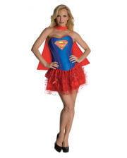 Supergirl Corset Costume