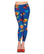 Supergirl Leggings