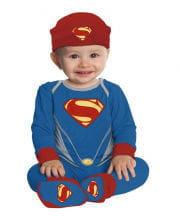 Superman Baby Costume 5-piece