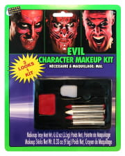 Devil Make Up Set