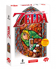 The Legend of Zelda Link Adventurer Puzzle 360 Teile