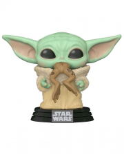The Child With Frog - The Mandalorian Funko POP! Character