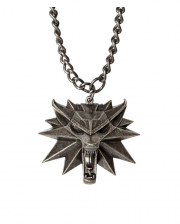 Witcher 3 - Wild Hunt Medallion