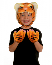 Tiger Costume Set For Children