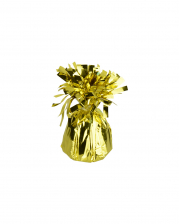 Table Decoration & Balloon Weight Gold