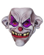 Toofy Horror Clown Maske