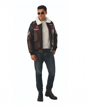Top Gun Deluxe Bomber Jacket