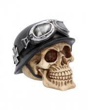 Skull With Iron Cross