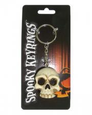 Skull Keychain 4cm