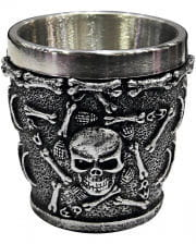 Skullhead Shot Glass set of 4