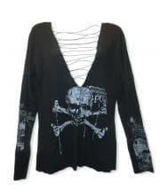 Skull Long Sleeve Shirt GL