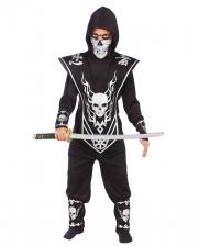 Skull Ninja Kids Costume