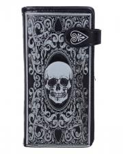 Skull Tarot Purse 18,5cm
