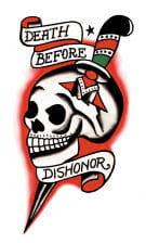 Skull Skull Tattoo