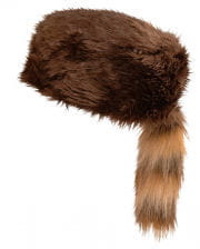 Trapper Boy Scout Fur Hat
