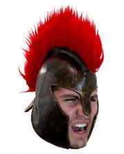 Trojan Helmet Made Of Latex