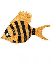 Tropical Fish Hat Orange