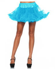 Leg Avenue Petticoat Turquoise