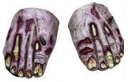 Untoten Zombie Füße