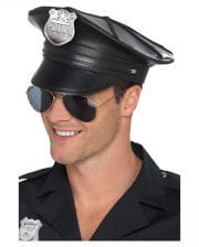 US Police Officer Police Hat