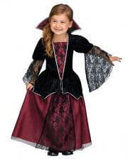 Vampir Prinzessin Kleinkinderkostüm