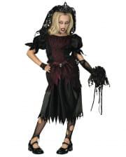 Vampire Widow Child Costume