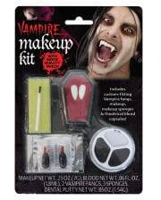 Vampir Make Up Set u. Eckzähne