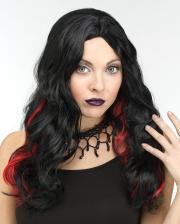 Gothic Vampiress Perücke