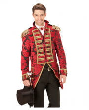 Venetian tailcoat with gold border