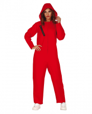 Criminal Overall Red