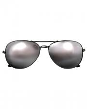 Verspiegelte Polizei und Piloten Brille