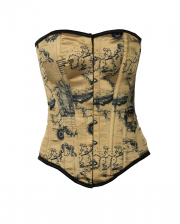 Full Bust Corset Map