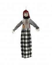Creepy Voodoo Doll Hanging Figure