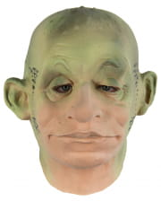 Aquarius Foam Latex Mask