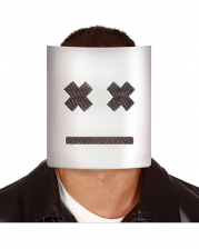 White Marshmallow Mask