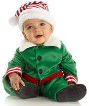 Christmas Eleven Child Costume Large