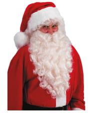 Weihnachtsmann Bart Deluxe