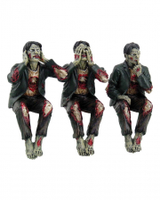 Wise Zombie Edge Stool Set Of 3