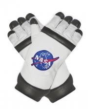 Nasa Astronauten Handschuhe Weiß