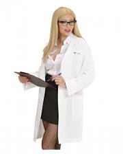 Weißer Arzt Kittel Unisex