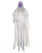 White Ragged Spirit With 180 Cm Lighting Effect