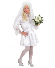 White Bride Male Costume